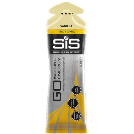 Żel izotoniczny SIS Go 60ml - waniliowy