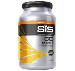 Napój energetyczny SIS Go Energy 1,6kg  - pomarańc