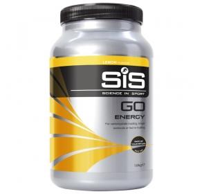 Napój energetyczny SIS Go Energy 1,6kg  - cytryno