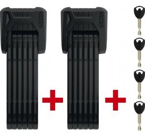 Zapięcie ABUS Bordo Granit X-Plus 6500 SH Twinset