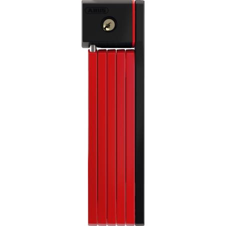 Zapięcie ABUS uGrip Bordo 5700 SH - czerwone