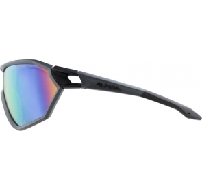 ALPINA OKULARY S-WAY L VLM+ - coll matt/black