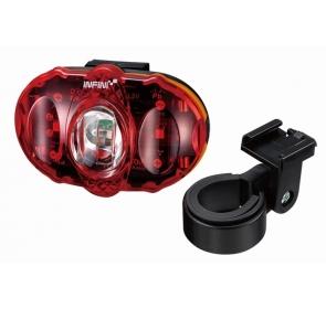 Lampka Rowerowa Tylna INFINI Vista 406