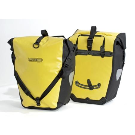 ORTLIEB SAKWY TYLNE BACK-ROLLER CLASSIC 40L - żółt
