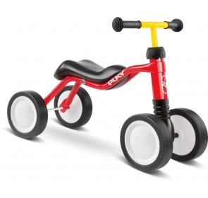 Jeździk dziecięcy PUKY Wutsch - czerwony - 2020