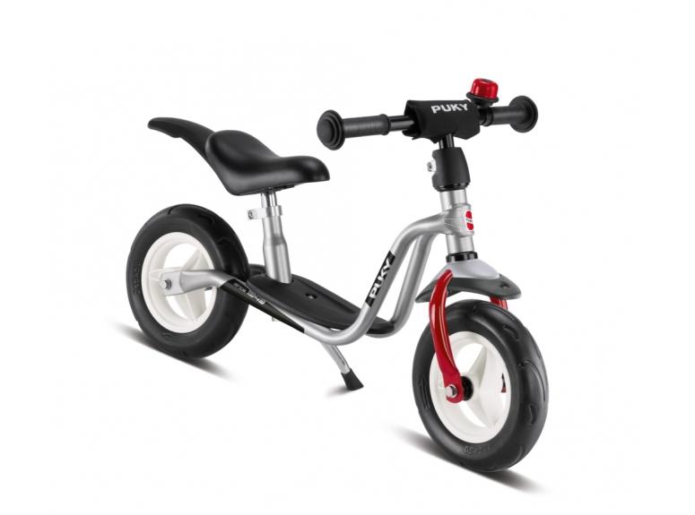 Rowerek Biegowy PUKY LRM Plus - srebrny - 2020