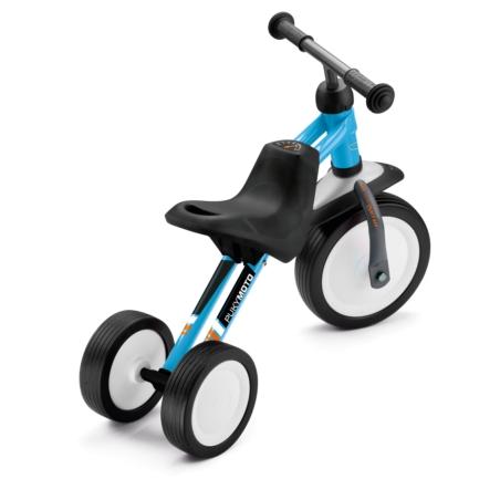 Jeździk dziecięcy PUKY PUKYMOTO - niebieski