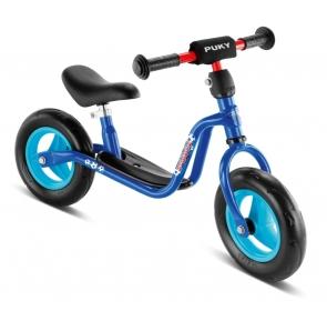 Rowerek Biegowy PUKY LRM - niebieski - 2020