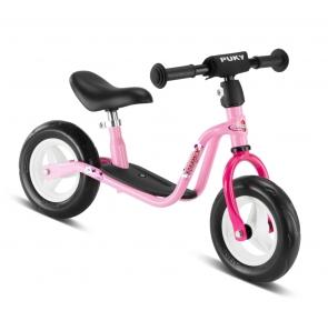 Rowerek Biegowy PUKY LRM - różowy - 2020