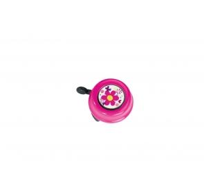 Dzwonek rowerowy PUKY G 16 - różowy