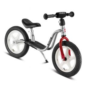 Rowerek biegowy PUKY LR 1L - srebrny - 2020