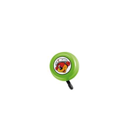Dzwonek rowerowy PUKY G 22 - zielony