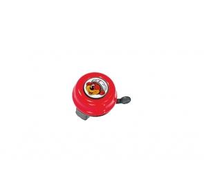 Dzwonek rowerowy PUKY G 22 - czerowny