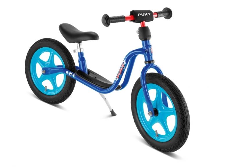 Rowerek biegowy PUKY LR 1L - niebieski - 2020