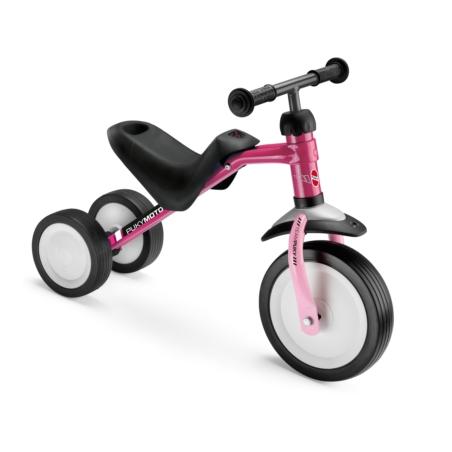 Jeździk dziecięcy PUKY PUKYMOTO - berry - 2020