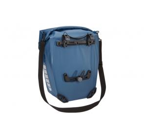 Sakwy rowerowe THULE Shield Pannier 50L - niebiesk