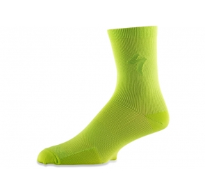 Skarpetki SPECIALIZED Soft Air Tall - zielone