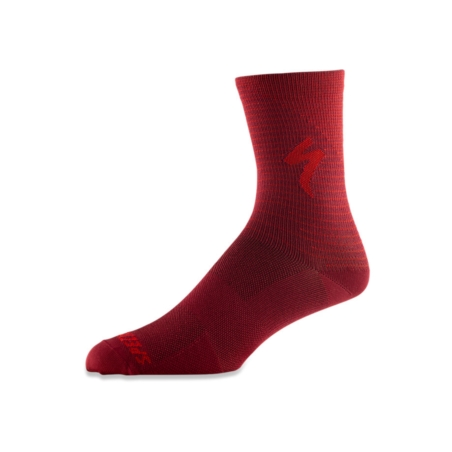 Skarpetki SPECIALIZED Soft Air Tall - crimson/ red