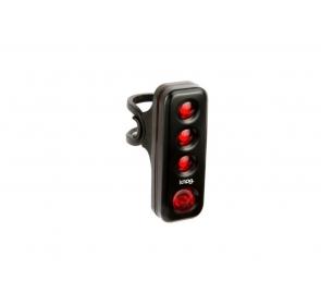 Lampka KNOG Blinder Road R70 tył - czarny