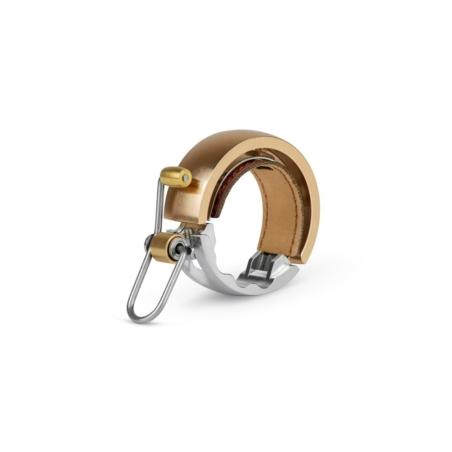 Dzwonek Rowerowy KNOG Oi Luxe duży - złoty