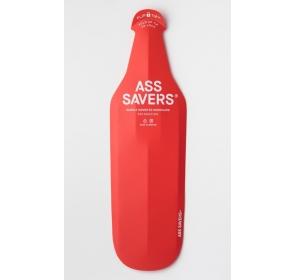 Błotnik Ass Savers Big - czerwony